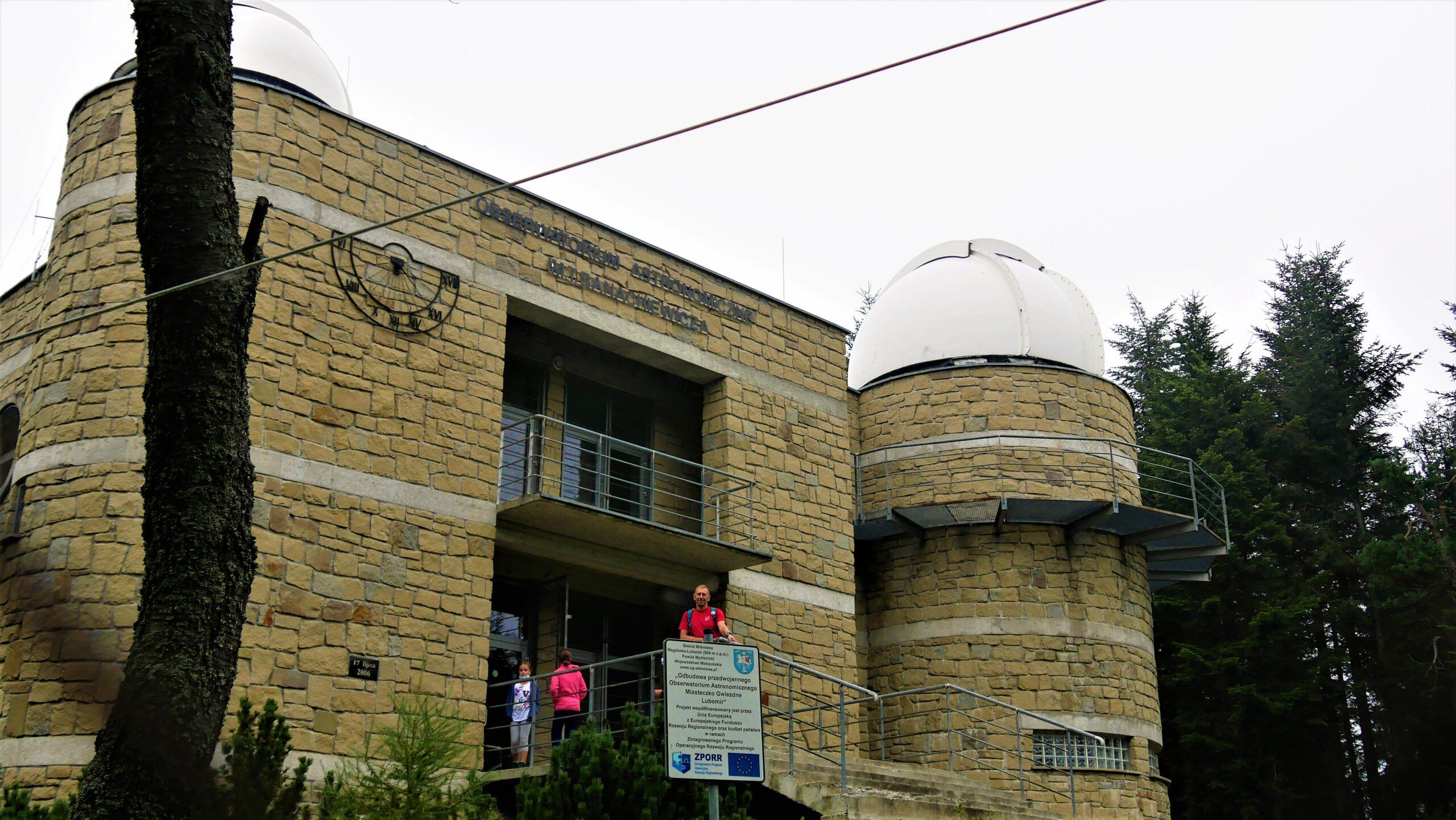 Obserwatorium Astronomiczne na Lubomirze