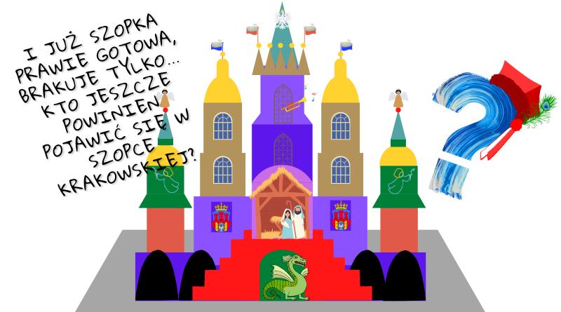 Ferie w Krakowie z szopką w tle