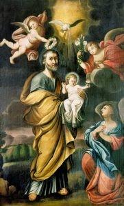 św. Józef - patron Krakowa